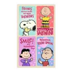 Peanuts Snoopy Happiness Is You Valentine